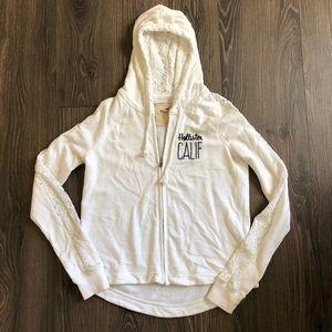Jackets & Blazers - Hollister zipper hoodie